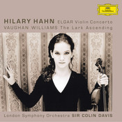 Elgar: Violin Concerto, op.61 / Vaughan Williams: The Lark Ascending Songs