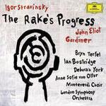 Stravinsky: The Rake's Progress (2 CD's) Songs