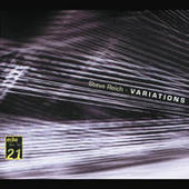 Reich: Variations; Music for Mallet Instruments; 6 Pianos Songs