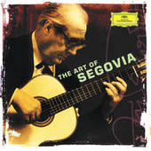 Andrés Segovia - The Art of Segovia (2 CD's) Songs