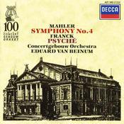 Mahler: Symphony No.4 / Franck: Psyché Songs