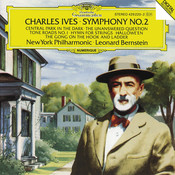 Charles Ives: Symphony No.2 Songs