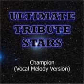 Nicki Minaj Feat. Drake, Nas & Young Jeezy - Champion (Vocal Melody Version) Song