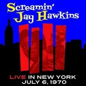 Live In New York, July 6, 1970 Songs