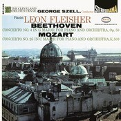 Beethoven: Concerto No. 4 In G Major For Piano And Orchestra, Op. 58; Mozart: Concerto No. 25 In C Major For Piano And Orchestra, K. 503 Songs