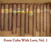 From Cuba With Love, Vol. 1 Songs