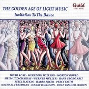 The Golden Age Of Light Music: Invitation To The Dance Songs