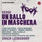 Verdi: Un Ballo In Maschera - The Sony Opera House Songs