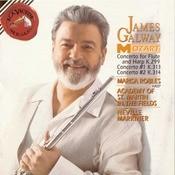 Mozart:  2 Flute Concertos; Concerto For Flute & Harp Songs