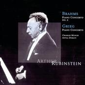 Rubinstein Collection, Vol 22: Brahms: Concerto No. 2; Grieg: Concerto In A Minor Songs