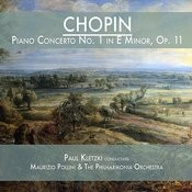 Chopin: Piano Concerto No. 1 In E Minor, Op. 11 Songs