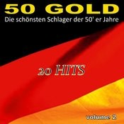 Die Schönsten Schlager Der 50'er Jahre, Vol. 2 Songs