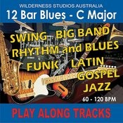 Play Along Tracks 12 Bar Blues Mixed Styles Songs