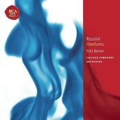 Rossini: Overtures: Classic Library Series Songs