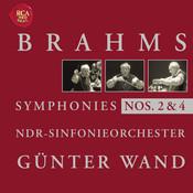 Brahms: Symphonies 2 + 4 Songs