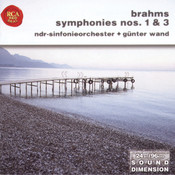 Dimension Vol. 9: Brahms - Symphonies Nos. 1 & 3 Songs