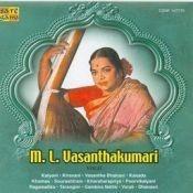 M L V Sivakameshwareem Vocal Songs
