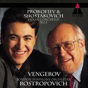 Prokofiev : Violin Concerto No.1 - Shostakovich : Violin Concerto No.1 Songs