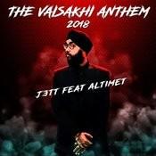 The Vaisakhi Anthem 2018 Songs