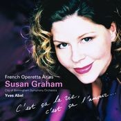 Susan Graham Sings French Operetta Arias Songs