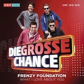What I Love About You (Die Grosse Chance) Songs