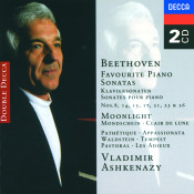Beethoven The Piano Sonatas Songs