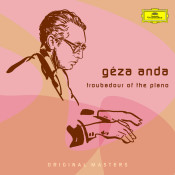 Geza Anda Troubadour Of The Piano Songs