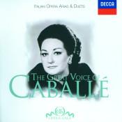 The Great Voice Of Montserrat Caballe Italian Opera Arias Songs
