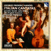 Handel Italian Cantatas Songs