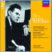The Art Of Julius Katchen Vol 2 Songs