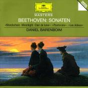 Beethoven Piano Sonatas No 13 In E Flat Major Op 27 No 1 No 14 In C Sharp Minor Moonlight Op 27 No 2 No 15 In D Major Pastoral Op 28 No 26 In E Flat Major Op 81a Les Adieux Songs