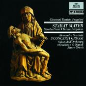 Pergolesi Stabat Mater Scarlatti Stabat Mater 6 Concerti Grossi Songs