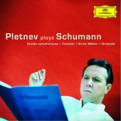 Schumann Etudes Symphonique Fantasie Op 17 Bunte Blatter Arabeske Songs