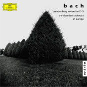 J S Bach Brandenburg Concertos Songs