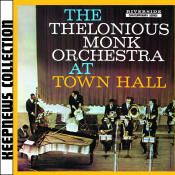 At Town Hall [Keepnews Collection] Songs