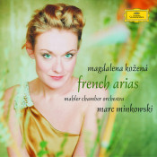 French Arias Magdalena Kozena Mahler Chamber Orchestra Marc Minkowski Songs