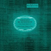 Franck: Sonata For Violin And Piano, In A, Strauss: Sonata, Op. 18, In E-Flat Songs