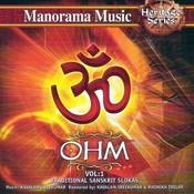 Ohm Prarthana Slokams Vol-1 Songs