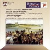 Rimsky-Korsakov: Scheherazade, Russian Easter Overture & Cappricio Espagnol Songs