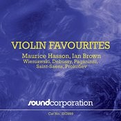 Violin Favourites Songs