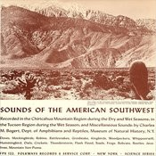 Chiricahua Mountain Region: Sounds Of The Wet Season Song