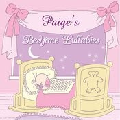 Paige's Bedtime Album Songs