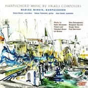 Harpsichord Music by Israeli Composers Songs
