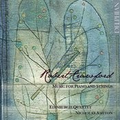 Robert Crawford: Music For Piano And Strings Songs