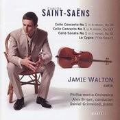 Saint-Saens Cello Works Songs