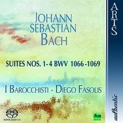 Bach: Suites Nos. 1-4, BWV 1066, 1067, 1068, 1069 Songs