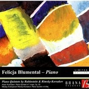 Piano Quintets By Rubinstein & Rimsky-Korsakov Songs