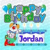 Happy Birthday Jordan Songs