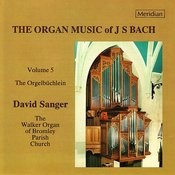 Bach: Organ Music, Vol. 5 Songs