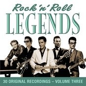Rock 'n' Roll Legends - Volume 3 Songs